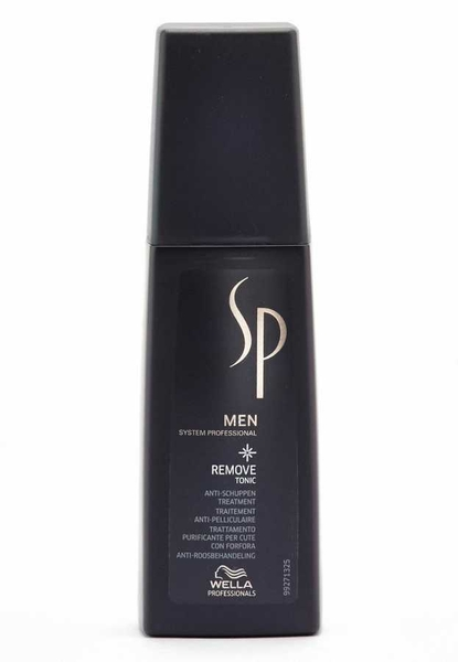 Wella - Wella Sp Men Remove Kepek Önleyici Tonik 125ml