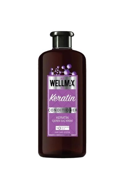 Wellmax - Wellmax Keratin Saç Kremi 500 ml