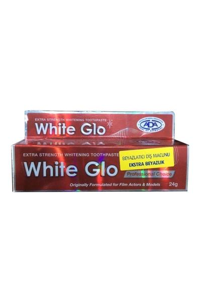 White Glo - White Glo Ekstra Beyazlatıcı Klasik Diş Macunu 16 ml