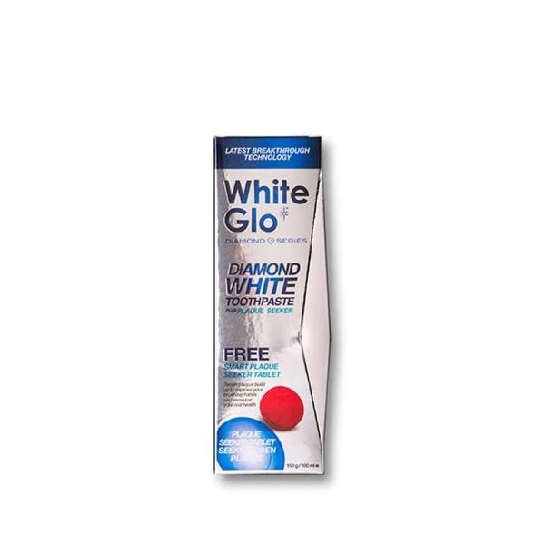 White Glo - White Glo Plak Karşıtı Ekstra Beyazlatıcı Diş Macunu & Plak Arayıcı Tablet