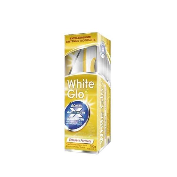 White Glo - White Glo Sigara Lekelerine Karşı Beyazlatıcı Diş Macunu 100 ml