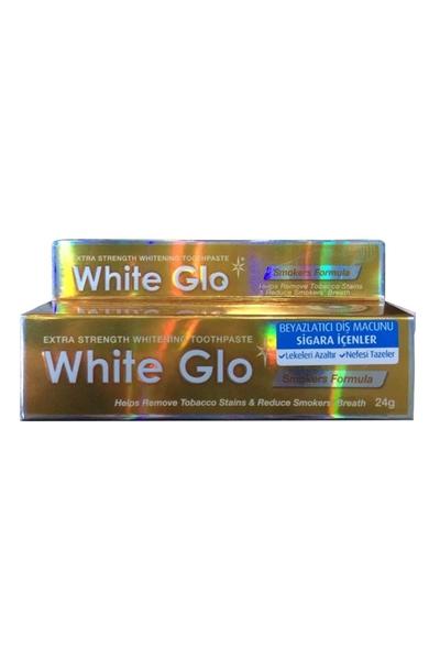 White Glo - White Glo Smokers Formula Beyazlatıcı Diş Macunu 16 ml